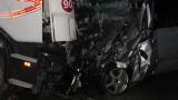 Румънец и двама германци са жертвите на зверската катастрофа край Бяла