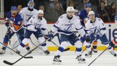 Тампа Бей удържа първото място в НХЛ след победа в Нешвил