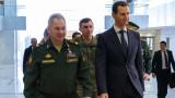 Асад видя грабеж в договорката между САЩ и кюрдите за добив на петрол в Сирия