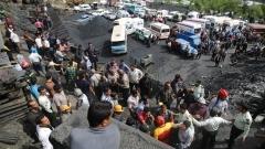 42-ма са загиналите при експлозията в мина в Иран