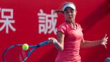 Виктория Томова на полуфинал в Китай