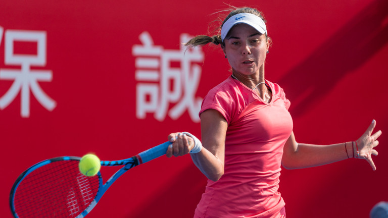 Виктория Томова и другите българки запазват позициите си в ранглистата на WTA