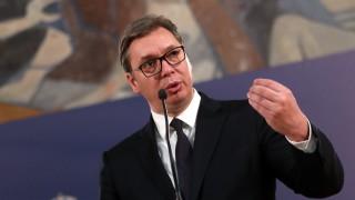 Вучич: Сърбия може да прости, но не може да забрави агресията на НАТО