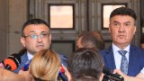 Младен Маринов свиква среща с елитните ни футболни съдии