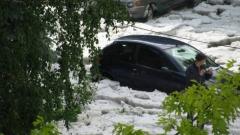 Ситуацията в Ловеч е овладяна, местните не са виждали никога такова бедствие