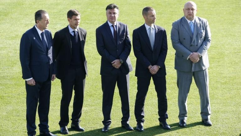 УЕФА инжектира финансово българските клубове
