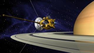 Сбогом, Касини! Беше невероятно приключение...