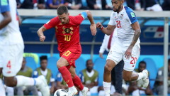 Азар: Лукаку се кри цяло полувреме срещу Панама