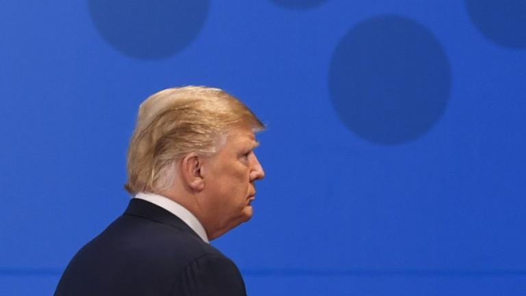 Тръмп: Рейтингът ми трябва да е 75 процента