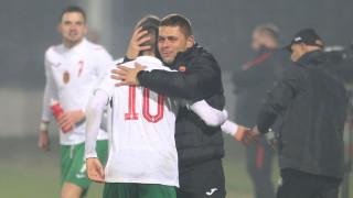 Александър Димитров:  Да счупим каръка, който от 30 години пречи младежите да играят на Европейско