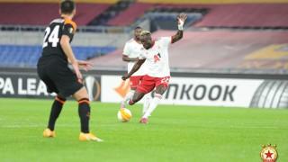 Рома излиза с юношите срещу ЦСКА