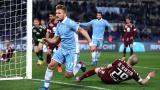 """Лацио с четвърти пореден успех в Серия """"А"""""""