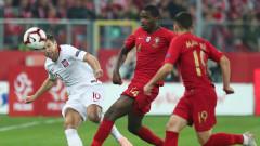 Португалия спечели трудното си гостуване на Полша от турнира Лига на нациите
