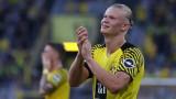 Ерлинг Халанд: Борусия редува силни със слаби мачове