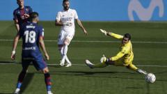 Реал (Мадрид) мина лесно през аутсайдера Уеска