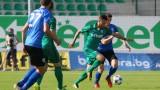 """Витоша - Черно море 1:0, """"тигрите"""" поведоха от дузпа!"""
