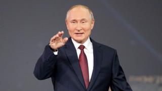"""Путин: """"Северен поток"""" - 2 е готов за пълнене с газ"""