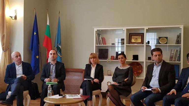 Фандъкова обеща дигитални карти на бизнеса