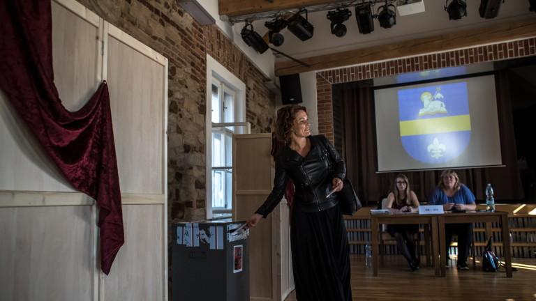 Дясната опозиция печели вота за сенат в Чехия