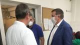 Министър Ангелов заминава за Благоевград