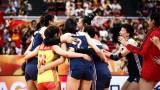 Китай спечели бронзовите медали на Мондиал 2018