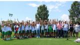 БФС изгради тренировъчен терен в Пазарджик