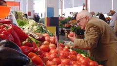 Три пъти за 20 години намалява производството на плодове и зеленчуци у нас