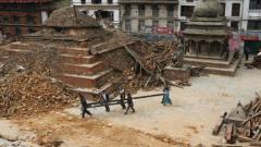 Откриха останките на изчезналия US военен хеликоптер в Непал, 8 загинали