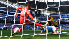 Манчестър Сити вкара осем безответни гола на Уотфорд