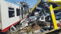 Човешка грешка довела до влаковата катастрофа в Италия