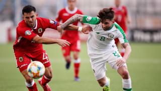 Ирландия срещна неочаквани трудности срещу Гибралтар