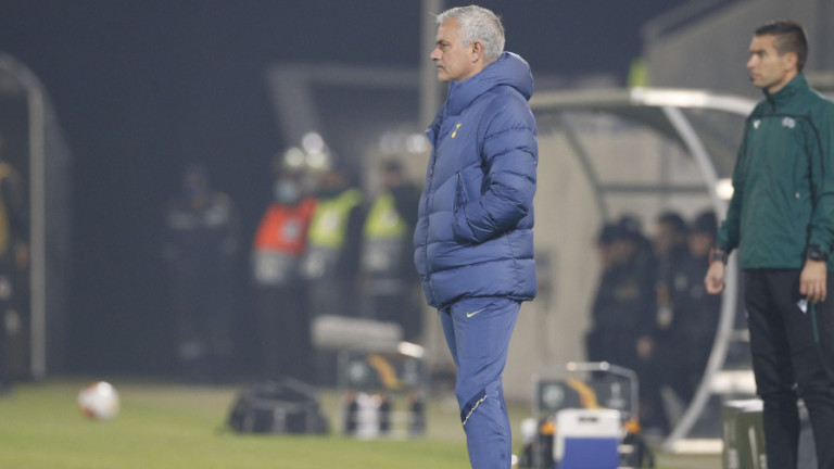 Жозе Моуриньо отказал да поеме Реал (Мадрид)