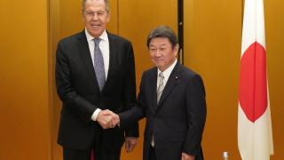 Русия обезпокоена от военното присъствие на САЩ в Япония