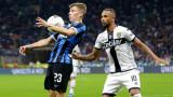 Куп европейски грандове следят халф на Интер