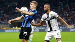 Основен играч на Интер ще отсъства месец от терените