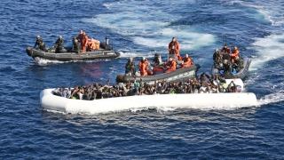 Спасиха 31 мигранти в Ламанша