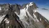 Топящ се ледник заплашва долина на Монблан
