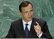 Еврокомисарят по правосъдието Франко Фратини на посещение у нас