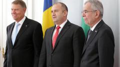 Да развиваме Дунавския регион заедно, призова Румен Радев