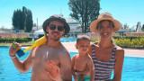 Семейство Петканови, Сами Хоссни, Дзами и изкачването им на връх Вихрен