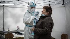 Масовото тестване в Словакия намалило наполовина инфекциите с Covid-19