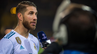 """УЕФА с официална позиция по случая """"Серхио Рамос"""""""