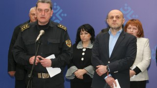 "Овладяха положението около язовир ""Рогозен 1"""