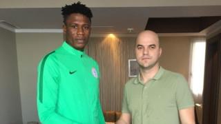 Ново попълнение на Локо (Пд) със страхотен мач за Нигерия