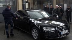 Шофьор от НСО отнел предимство на кръгово в Пловдив