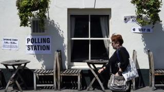 Лишават граждани на ЕС от право на глас на евровота във Великобритания