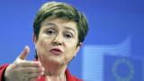 Кристалина Георгиева: Глобалният дълг се превръща във все по-голяма опасност