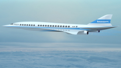 Този пътнически самолет ще може да лети от Ню Йорк до Лондон за по-малко от 4 часа