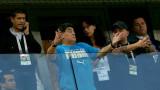 Пеп или Жозе? Диего Марадона се произнесе
