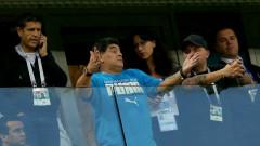 Марадона: След края на сезона напускам клуба